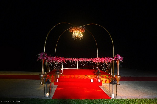 This Anantara Resort, Sri Lanka Wedding by Momentum Experiences Was Captured by Megha Israni