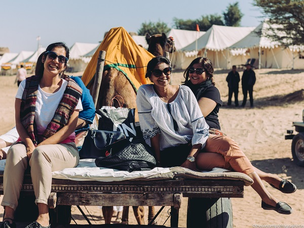 Mahindra Open Sky Unfolds Unprecedented Magic on the Dunes of the Thar
