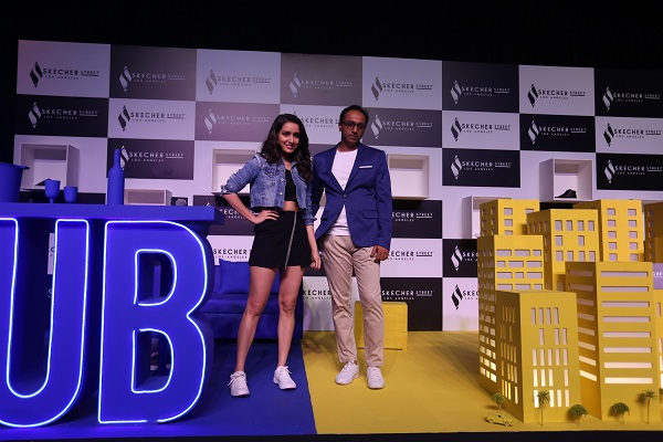Shraddha Kapoor Launches the New Skechers Street Range!