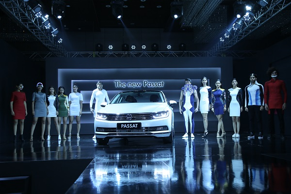 Fountainhead MKTG Gives Volkswagen Passat a Chic and Stylish Launch