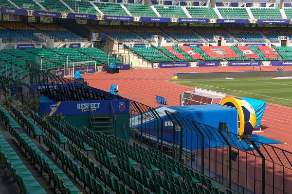 GS Worldwide Entertainment Executes Venue Operations for Chennaiyin F.C. Yet Again!