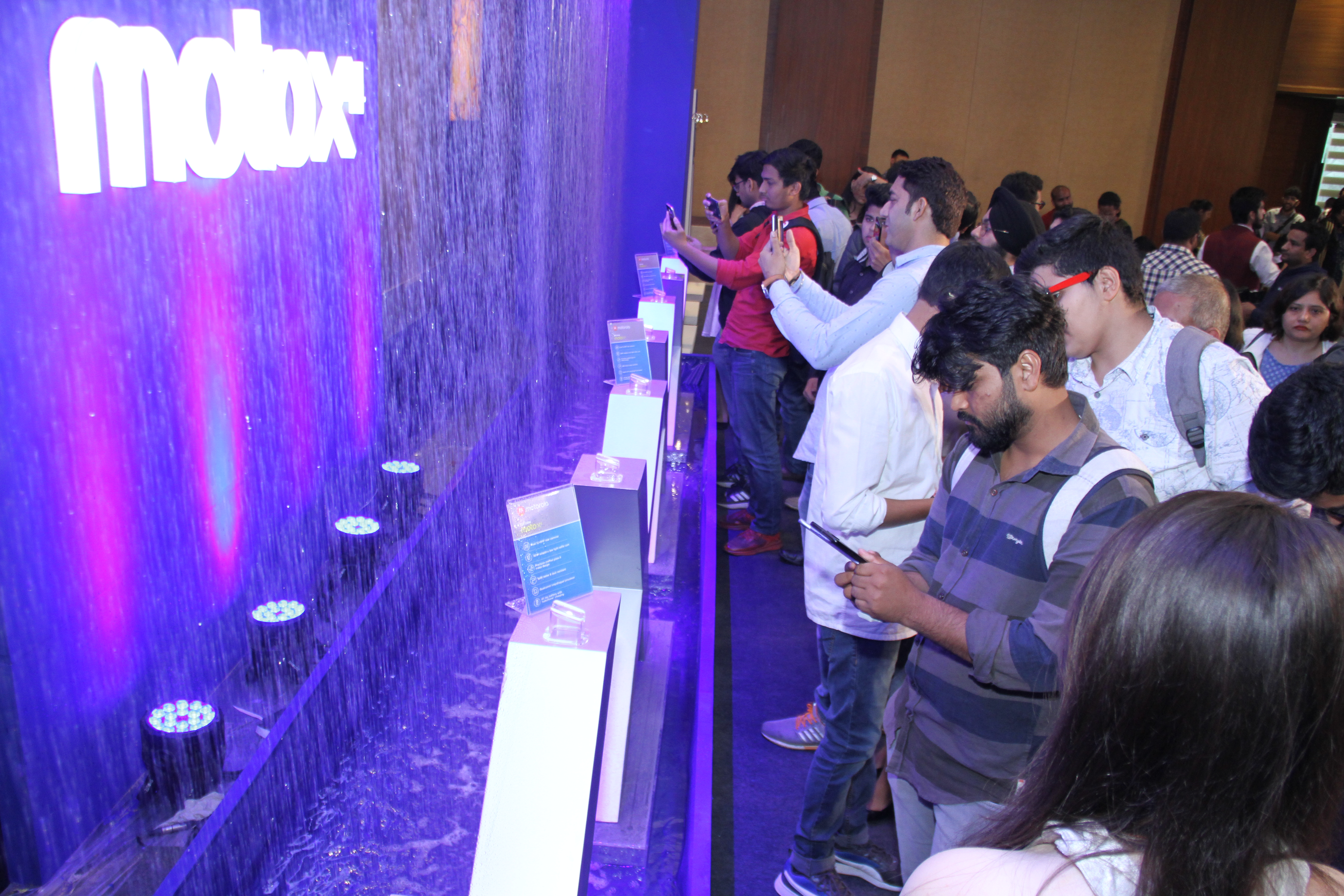 "Motorola Partners Fountainhead MKTG to ""Unveil Perfection"" at the Launch of Moto x4"