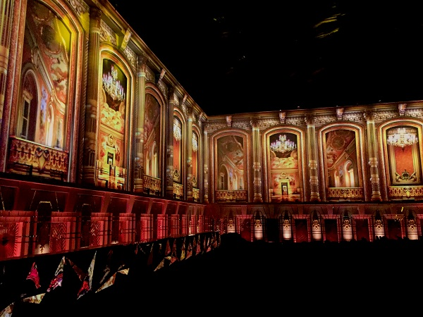 Creative Factory Creates Stunning Projection Mapping Experience for GVK Sangeet in Hyderabad