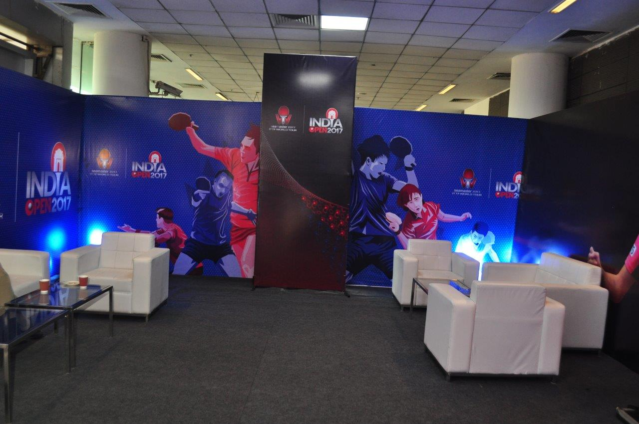 GS Worldwide Entertainment Manages India Open in Delhi