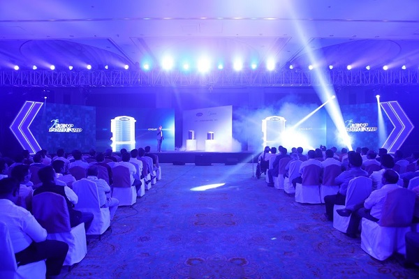 EO2 Events Creates a Technological Extravaganza for Carrier Midea 4-City Meet
