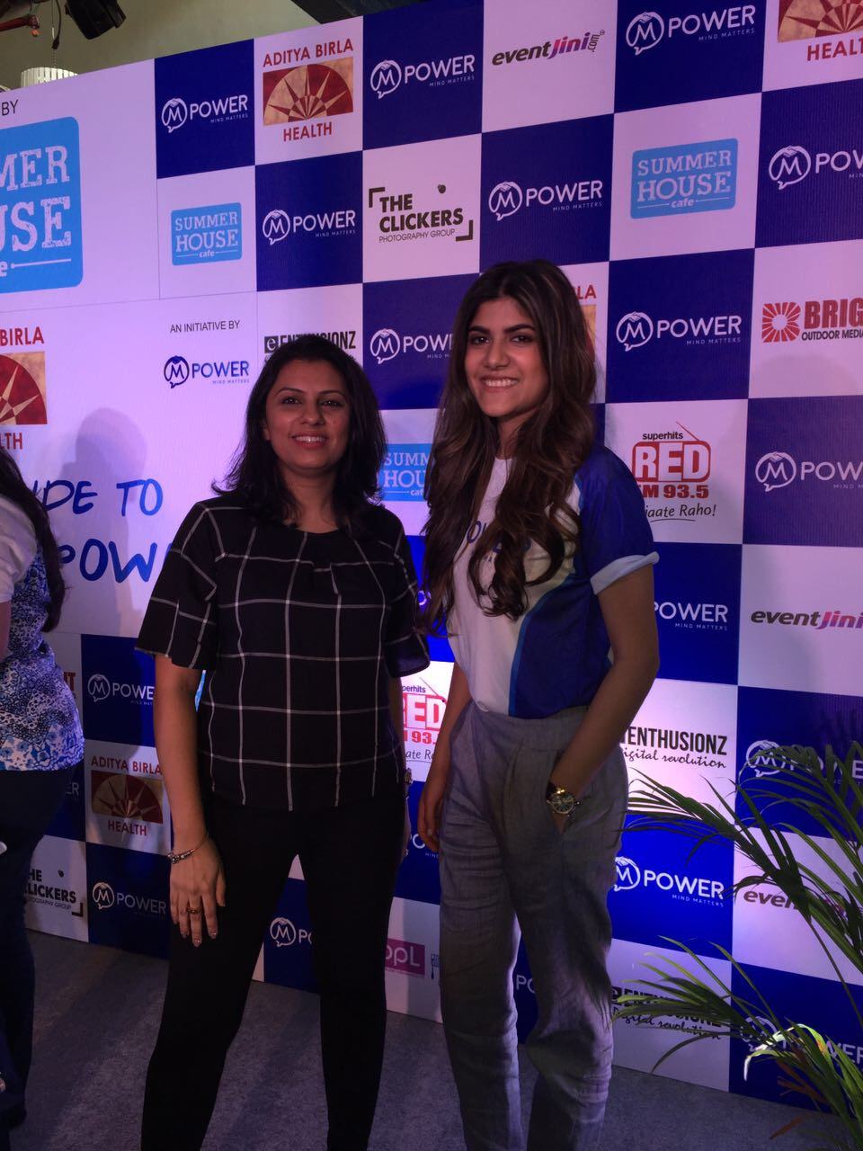 Maximus Announces Aditya Birla Health Ride To MPower 2017 with Neerja & Ananya Birla