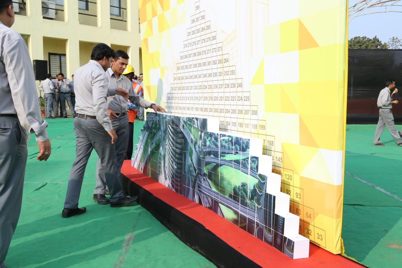 A Unique Launch of UltraTech's Mission and Vision by Fountainhead MKTG