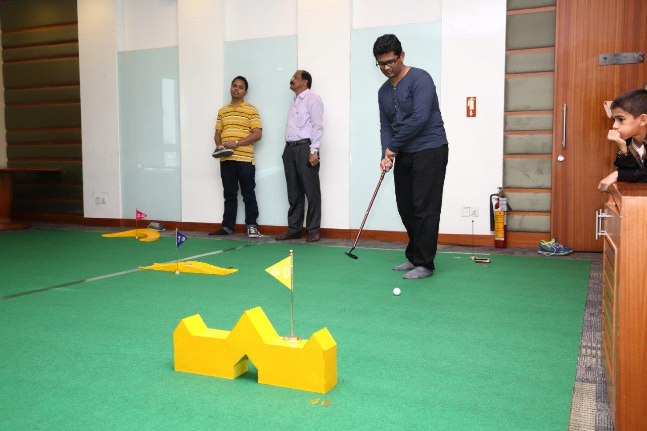 AFP Manages Crisil's Multi-City Family Day
