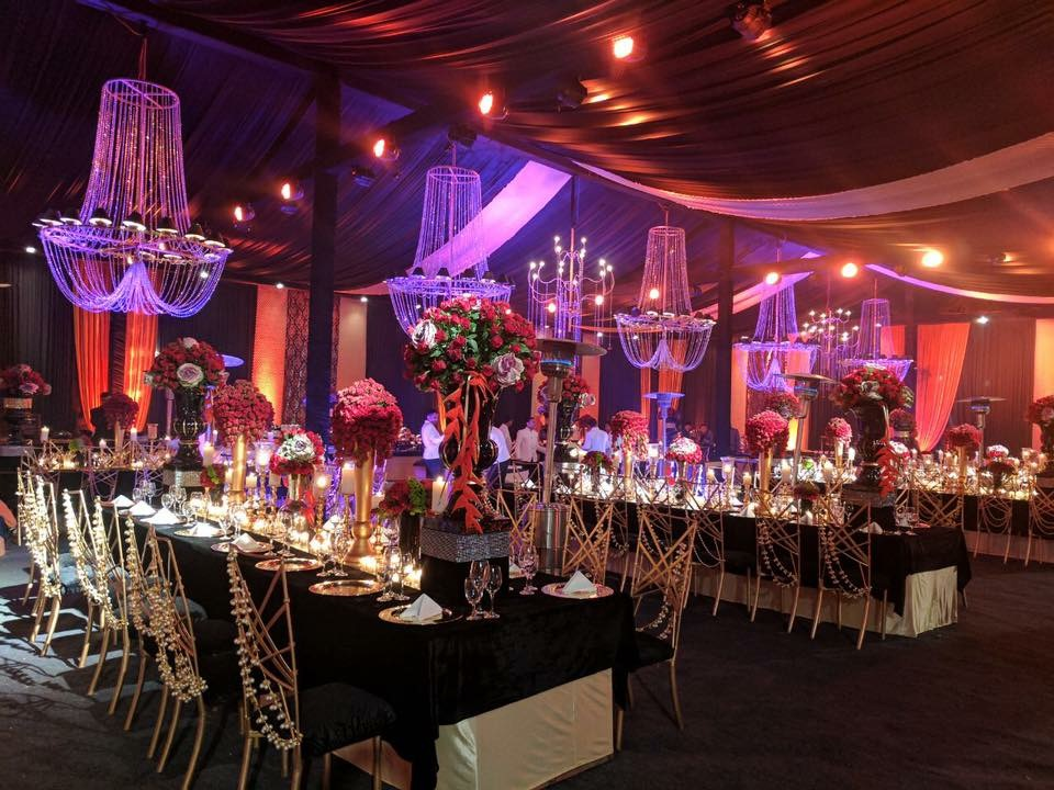 An Elegant Delhi Cocktail by Maadhyam Events