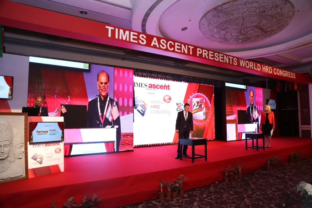 Zeeco Media Manages Silver Jubilee of World HRD Congress