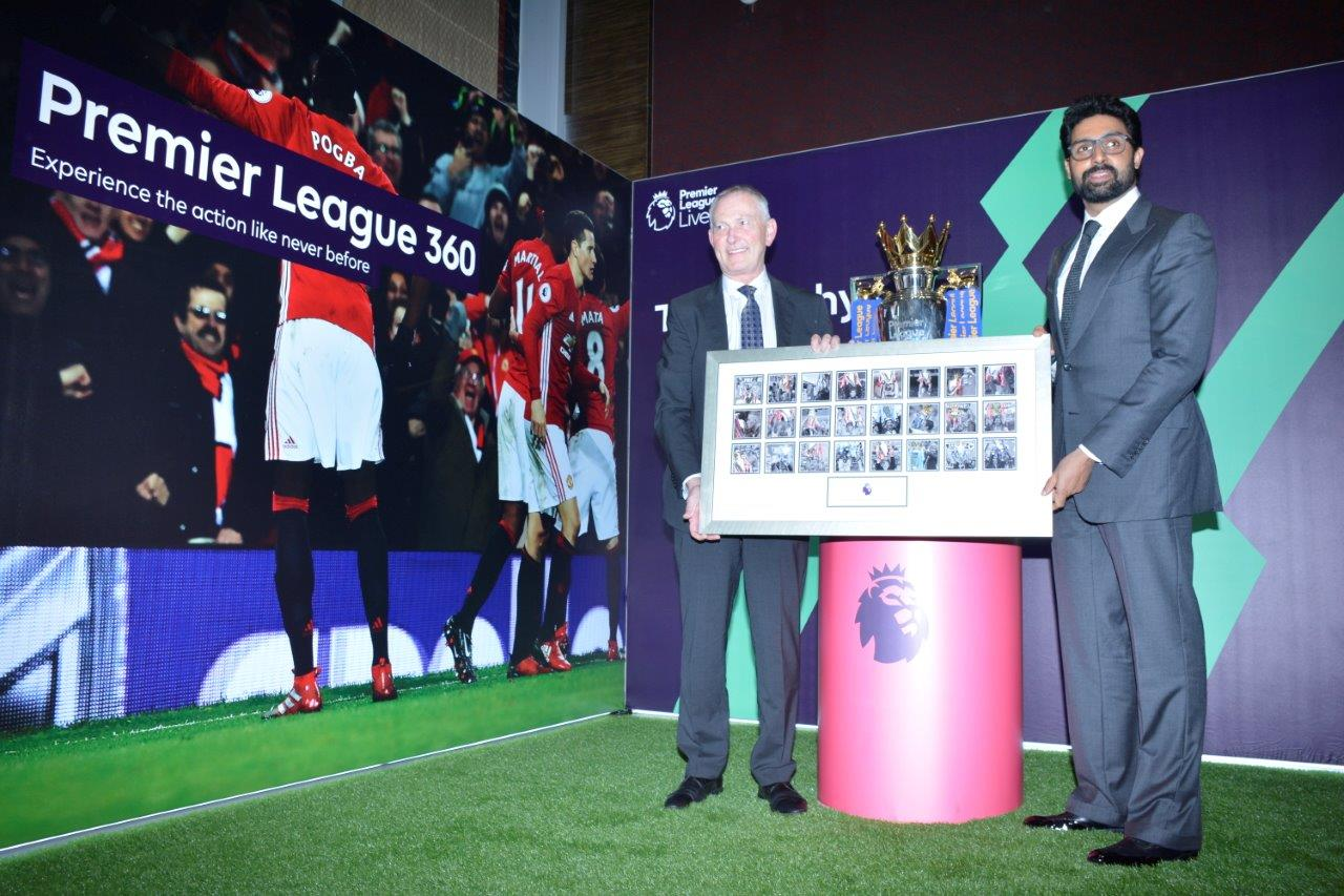 Abhishek Bachchan a Guest at Football Movement; Says India's Day to Excel at Football Not Far Away