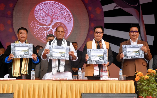 T.I.C. Executes the 4-Day Celebrations of Festival of Arunachal 2017
