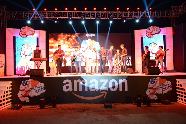 Real Show Creates Real Fun at Amazon Post Peak Party 2016 at Westin Pune