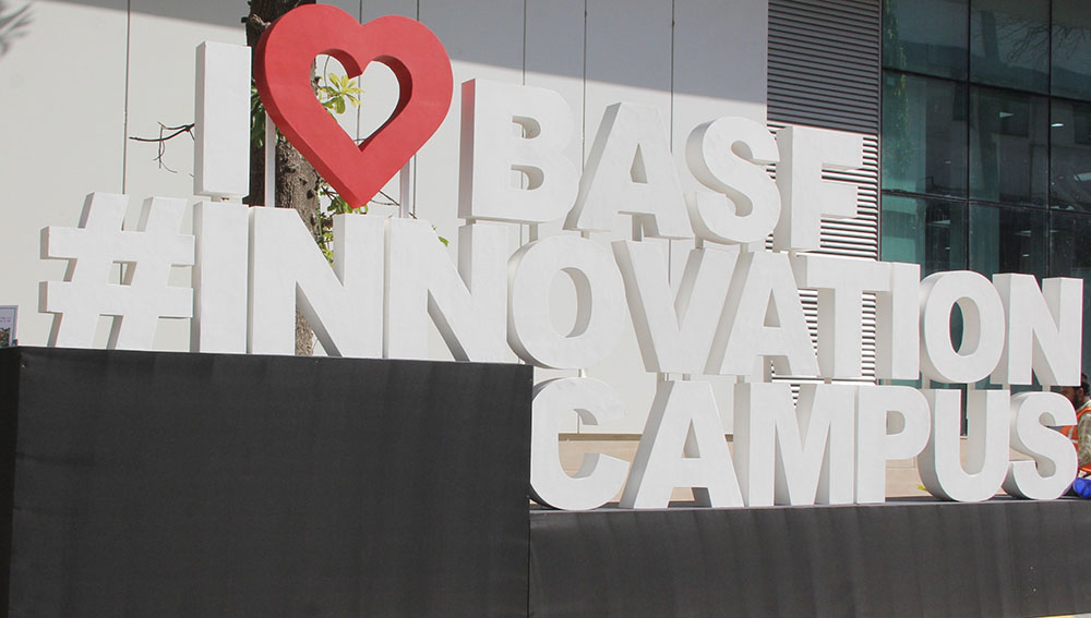 Chemical Company BASF Launches Innovation Campus in Navi