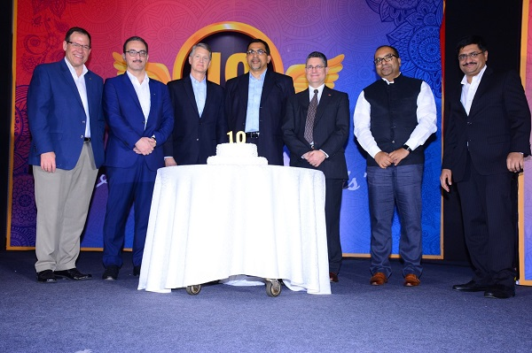 WOOT Factor Manages 10-Year-Alliance Celebrations of DOW Chemicals & TCS