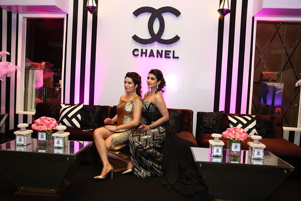 A Super-Glam Sex-And-The-City-Themed Birthday Celebration by R2S Events