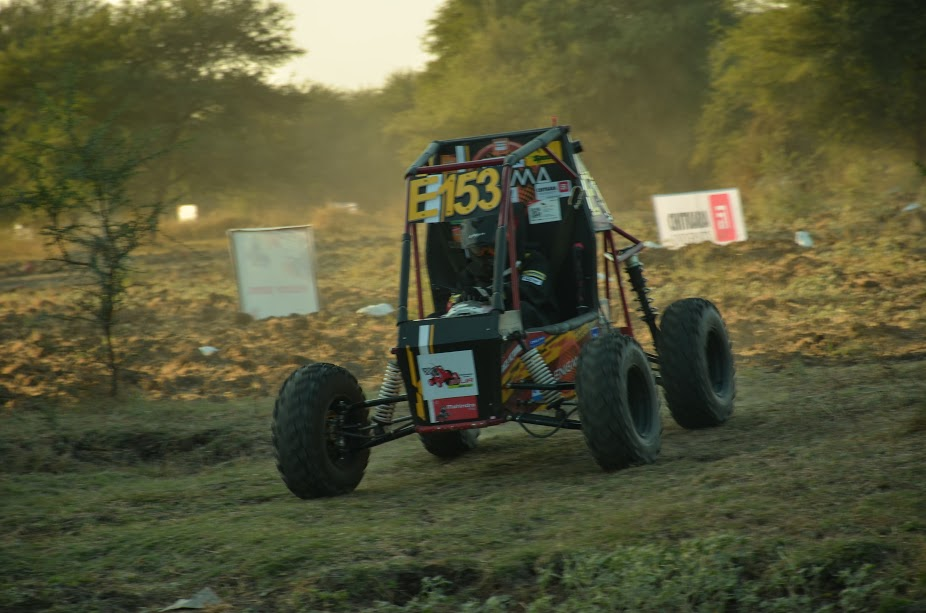 Priya Events Manages the Mammoth BAJA SAE India Series