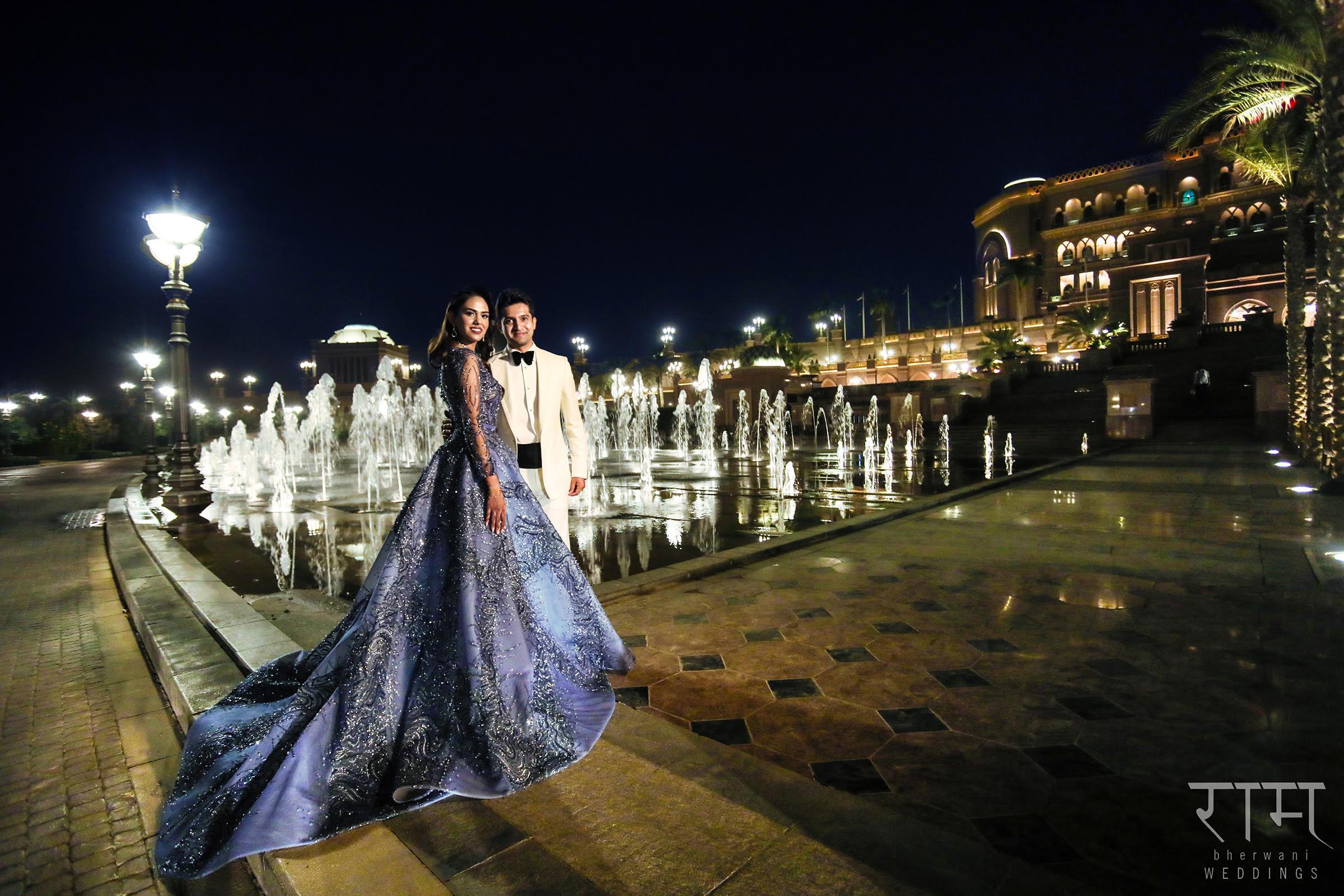 Ram Bherwani Captures Abu Dhabi Wedding by MEW Featuring Amitabh & Abhishek Bachchan!