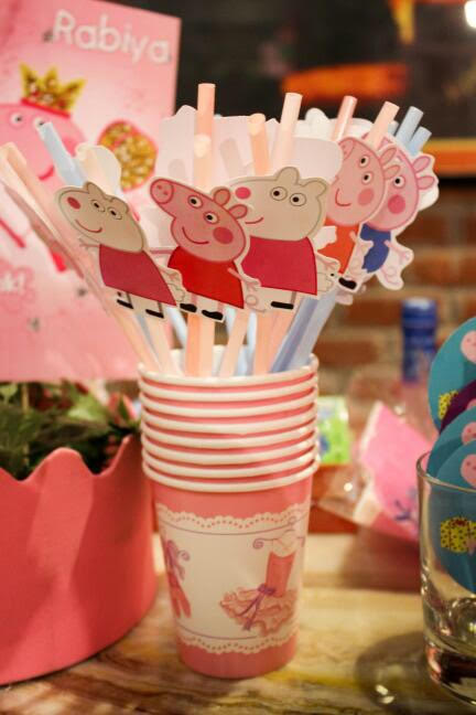 A Peppa-Pig-Themed 2nd Birthday Designed by Elusive Dreams