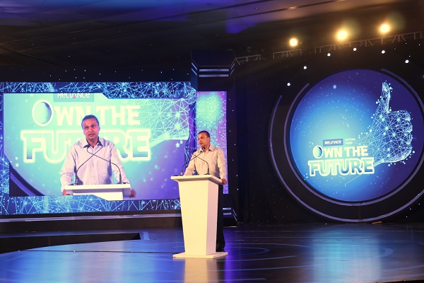 Inextis Events Produces a Stunning Annual Strategy Meet for Reliance Mutual Funds in Mumbai