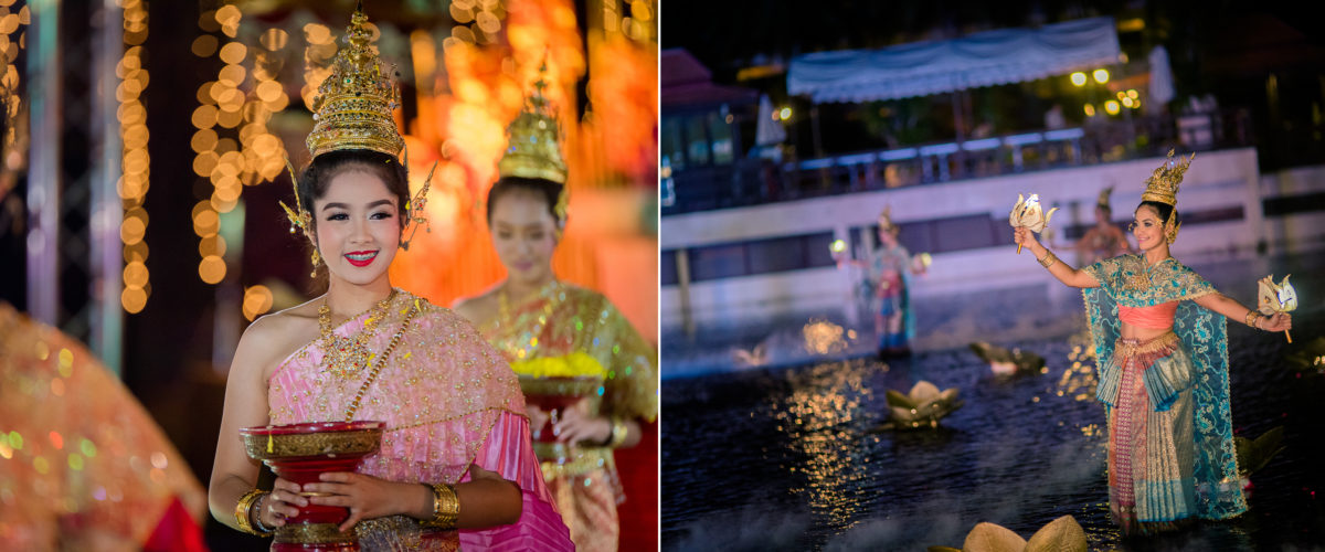 Reels And Frames Shoots Thailand Wedding Featuring an Absolutely Exuberant Couple