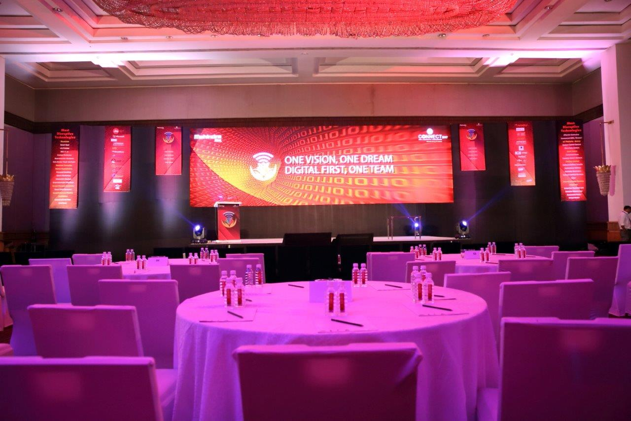 AFP Digitalizes Conference for Mahindra IT