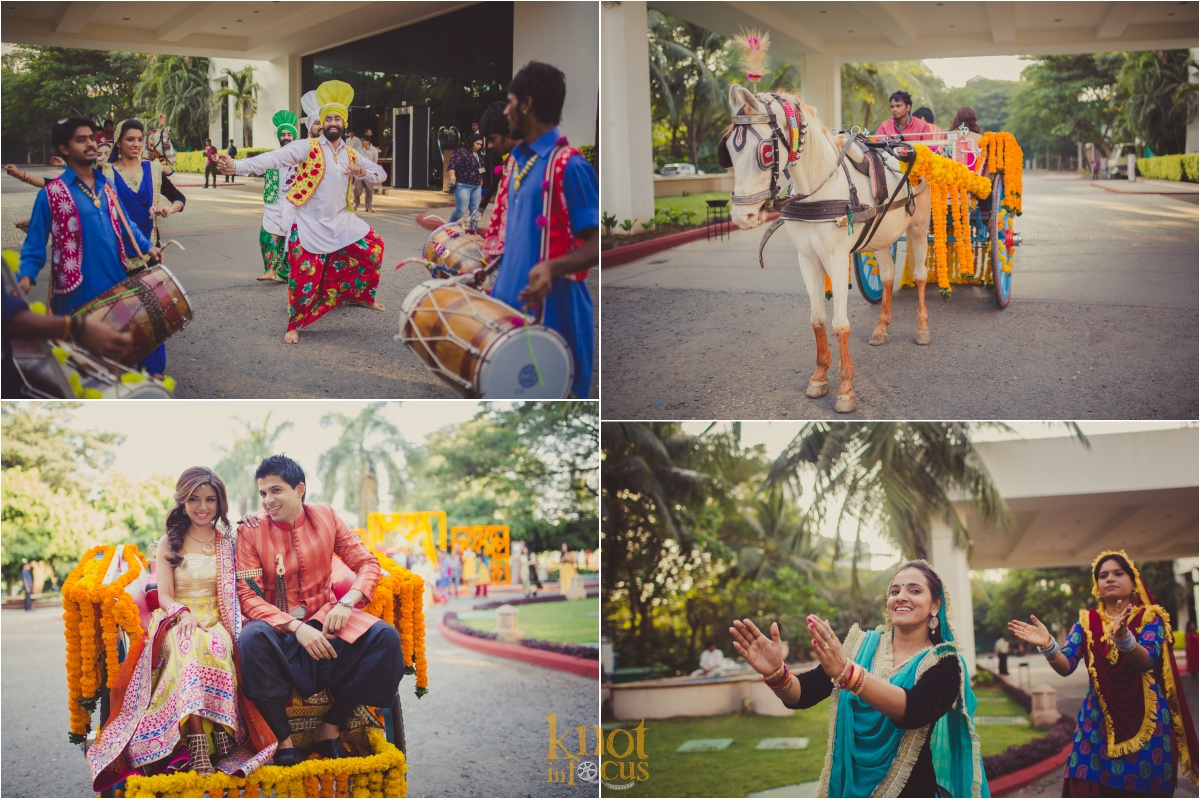 Reels And Frames Captures Lavish Mumbai Wedding By Momente Wedding Planners