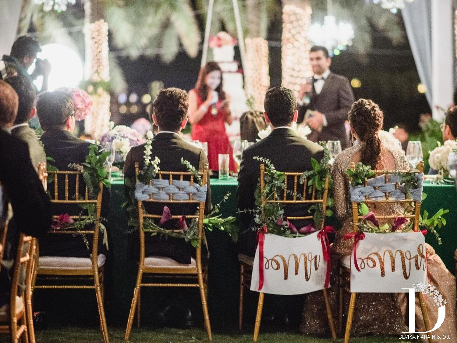 MAGICAL MUSCAT: A Gorgeous 2-Day Wedding by Devika Narain & Co!