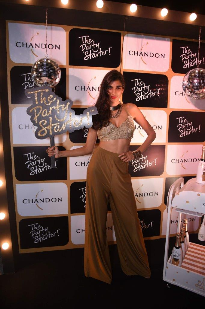 A Big Toast to Chandon India for being The Party Starter