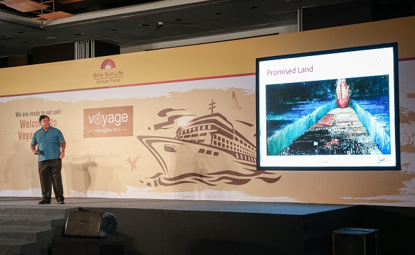 Fountainhead Puts the Wind in the Sails of Birla Sun Life AMC's Annual Distributor Meet, 'Voyage