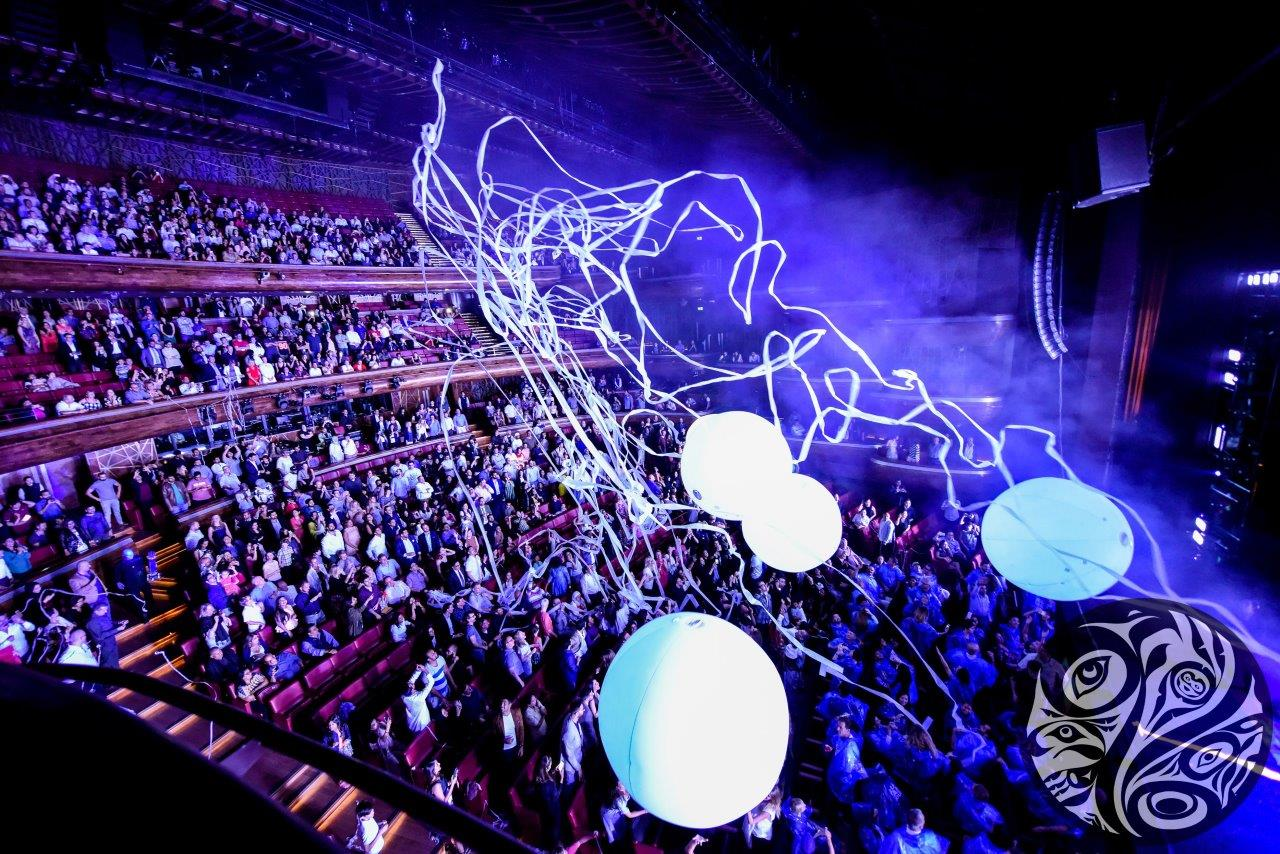 The Blue Man Group UAE Tour: The Operations Involved