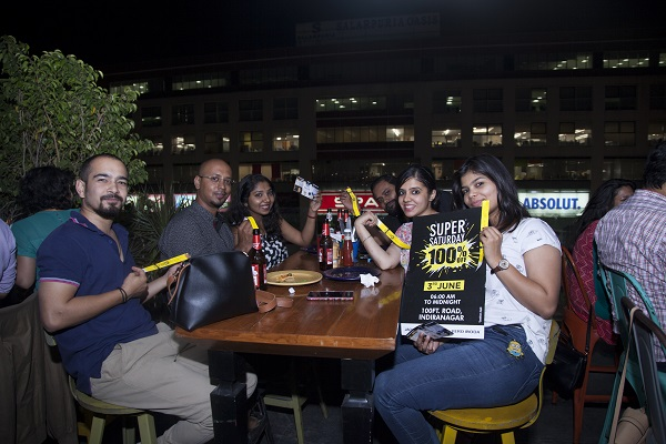 Bestseller Raises a Toast with the 6th Edition of Super Saturday