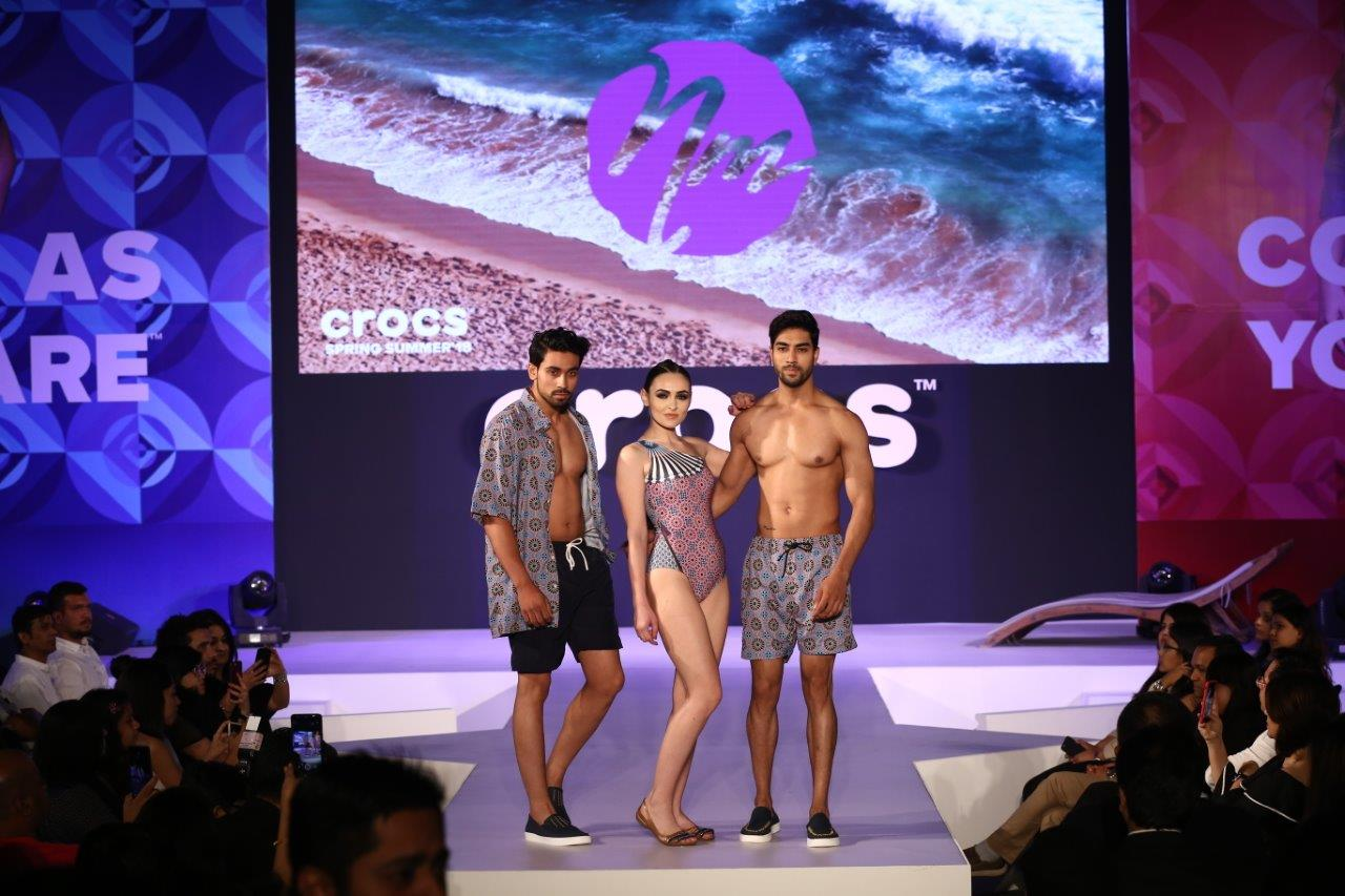 Crocs India Engages Key Partners at 3-Day Spring Summer'18 Launch Preview