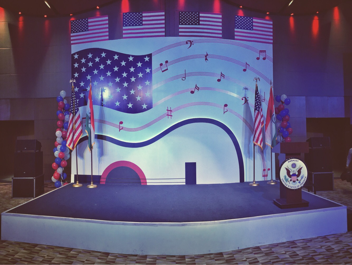 US Embassy Celebrates American Music for US Independence Day Celebrations