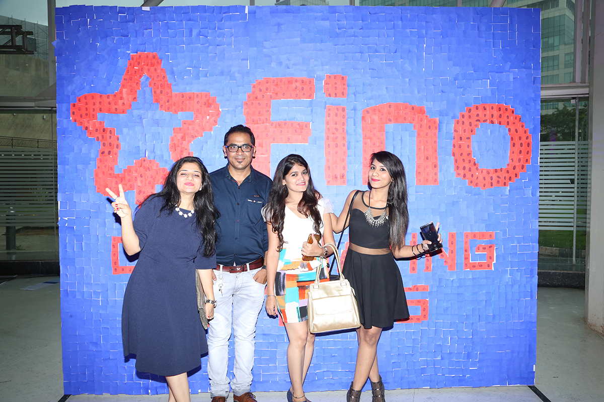 Fino Organises R&R Event for Employees Across Offices