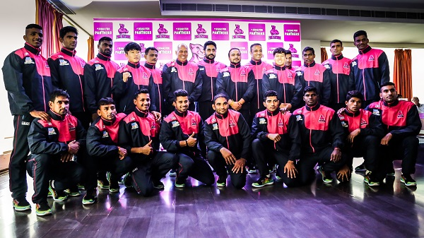 GS Worldwide Entertainment Manages Press Conference for Jaipur Pink Panthers