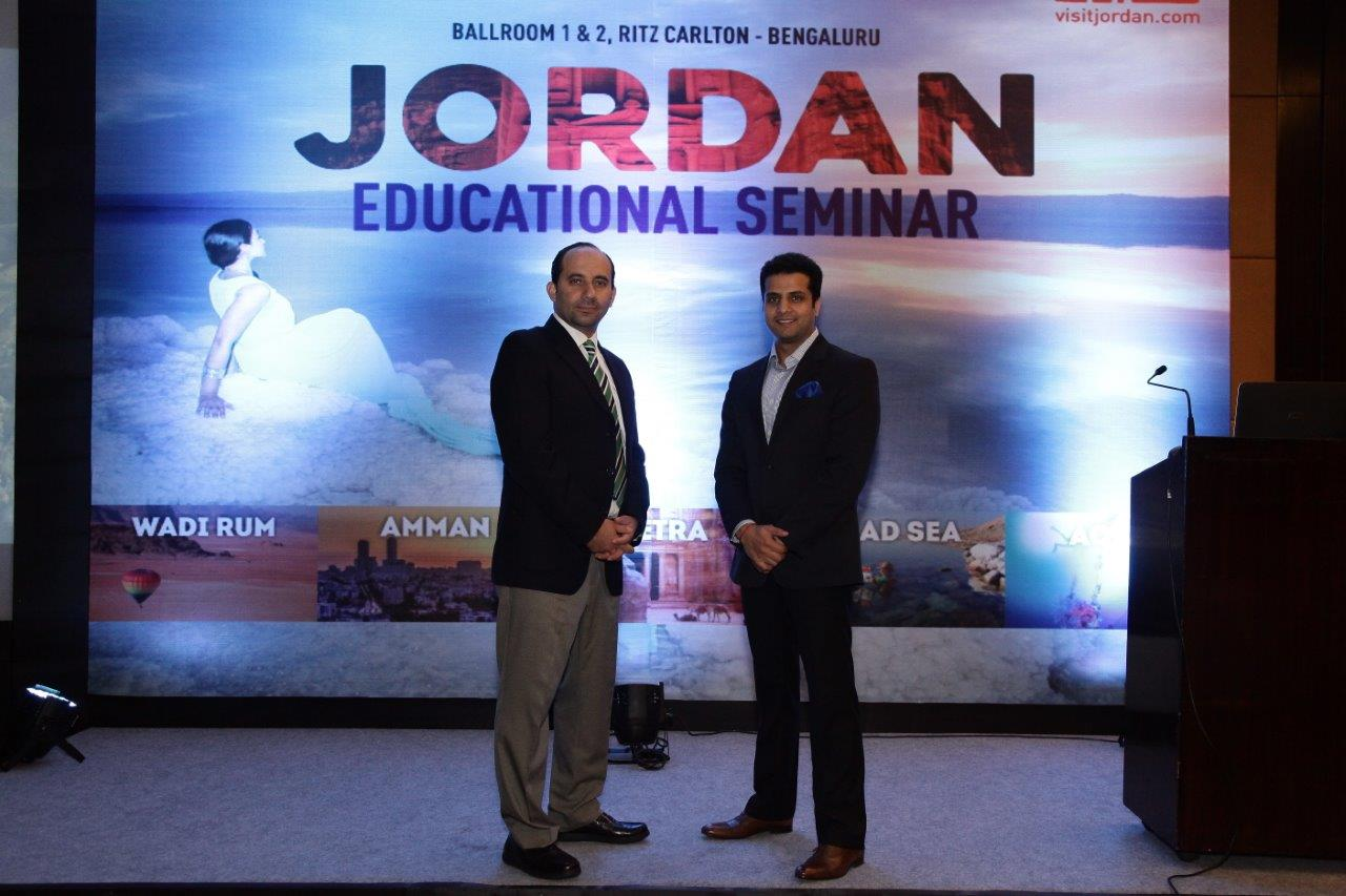 Jordan Tourism Board Provides VR Experience at Educational Seminars in Key Outbound Cities