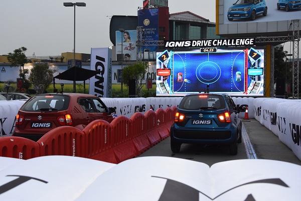 Velocity India and Hakuhodo Percept Turn Ignis Cars into Joysticks for Maruti Suzuki