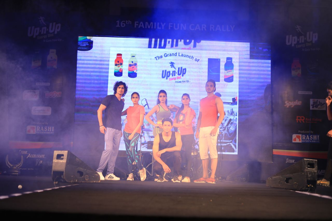 The 16th Edition Family Fun Car Rally Sees Over 100 Participating Teams & a Stylish Product Launch