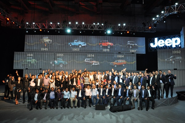 Percept ICE Produces the Jeep Compass Price Announcement Event in India