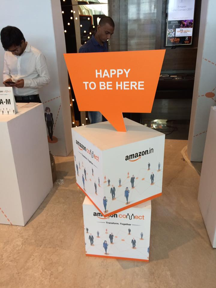 National Edition of 'Amazon Connect' Managed to Perfection by Vibgyor Brand Services