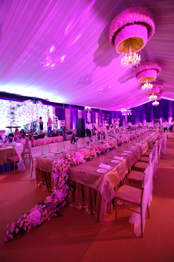 A Western-themed Wedding Reception in Kochi by Celebrations – Mushtaq Ali