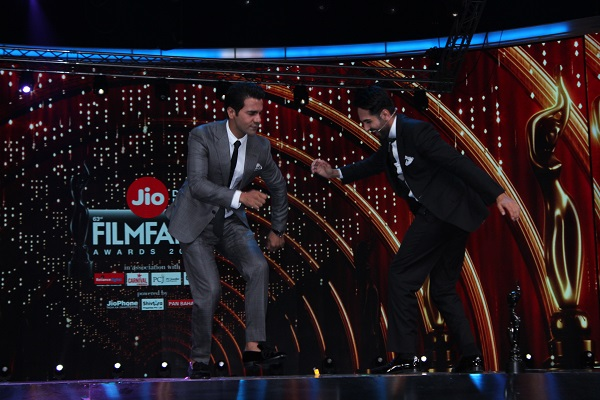 Fountainhead MKTG Showcases The Best of Bollywood At The 63rd Jio Filmfare Awards 2018