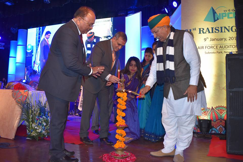 NPCC's 61st Raising Day Was a Neatly Packed Event Delivered Flawlessly By TEC India
