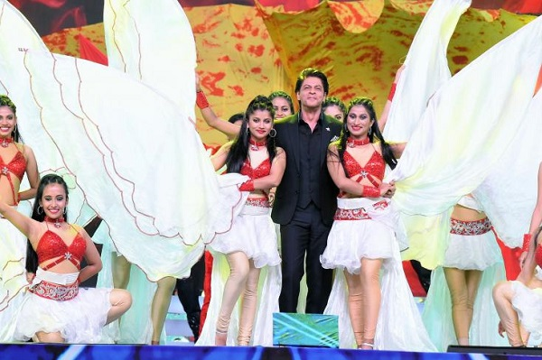 Glimpses from UMANG – The Mumbai Police Show, Managed by Cineyug