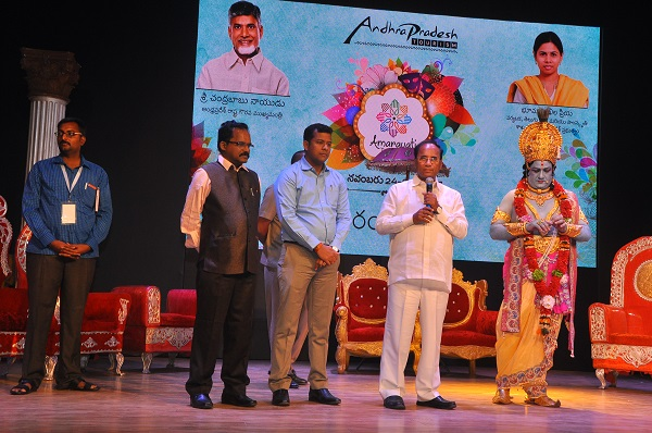 Fountainhead MKTG Manages the Debut Edition of the Amaravati Theatre Festival
