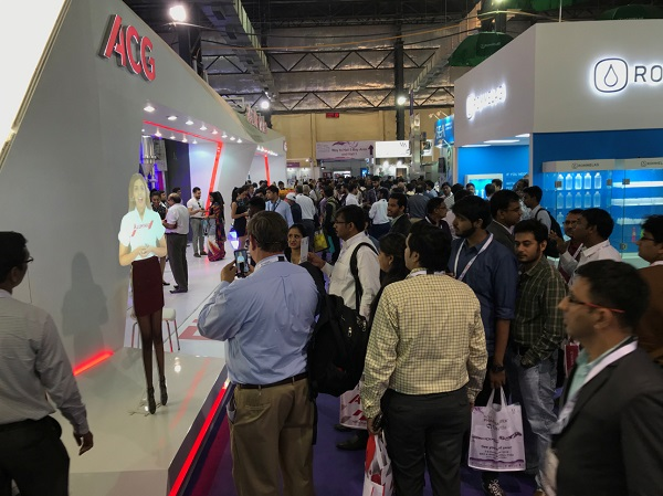 Young Mirchies Produces Twin Virtual Hosts to Exhibit ACG's Offerings at CPhI and P-Mec India 2017