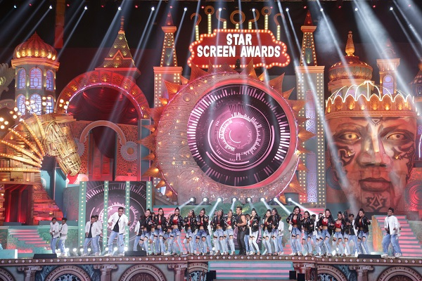 Cineyug Makes STAR SCREEN AWARDS A Night to Remember