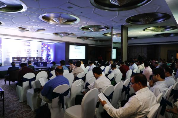 Perfios – Realtime Analysis and Decisioning Solutions Conference Executed by A More Entertainment