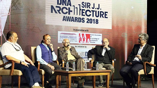 Jagran Solutions Successfully Manages the Debut Edition of DNA Sir JJ Architecture Awards 2018